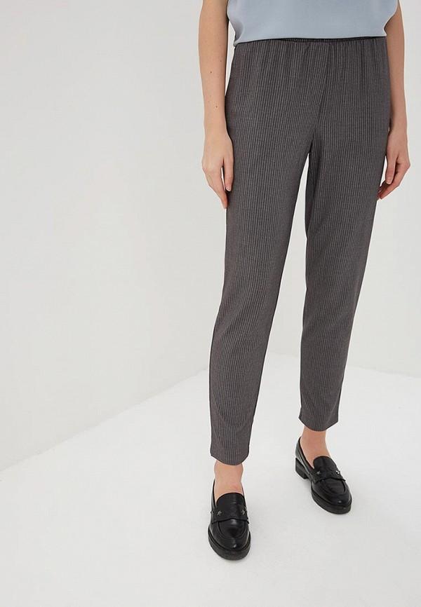 женские классические брюки eliseeva olesya, серые