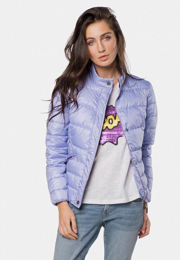 женская куртка mr520, фиолетовая