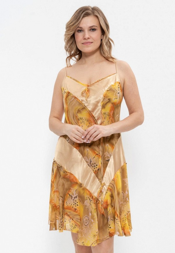 Сорочка ночная Cleo Cleo MP002XW1IILX сорочка ночная cleo cleo mp002xw1is2g
