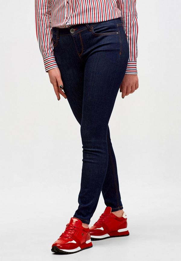 женские джинсы campione, синие