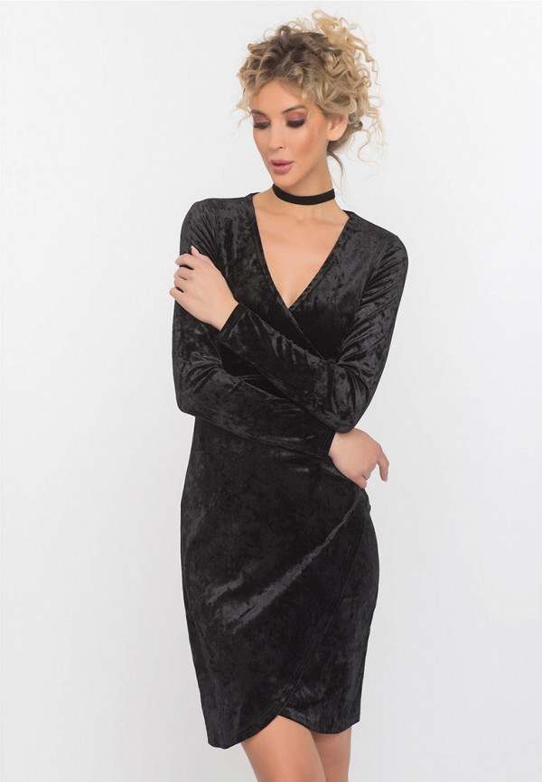Платье Gloss Gloss MP002XW1IJBM gloss платье gloss 15311 01 черный белый
