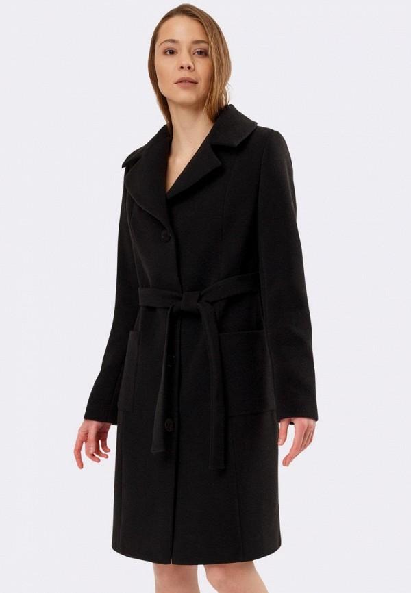 женское пальто cat orange, черное