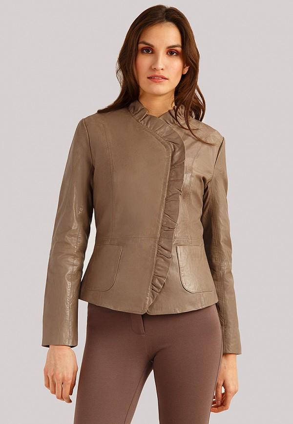 цена Куртка кожаная Finn Flare Finn Flare MP002XW1IJI4 онлайн в 2017 году
