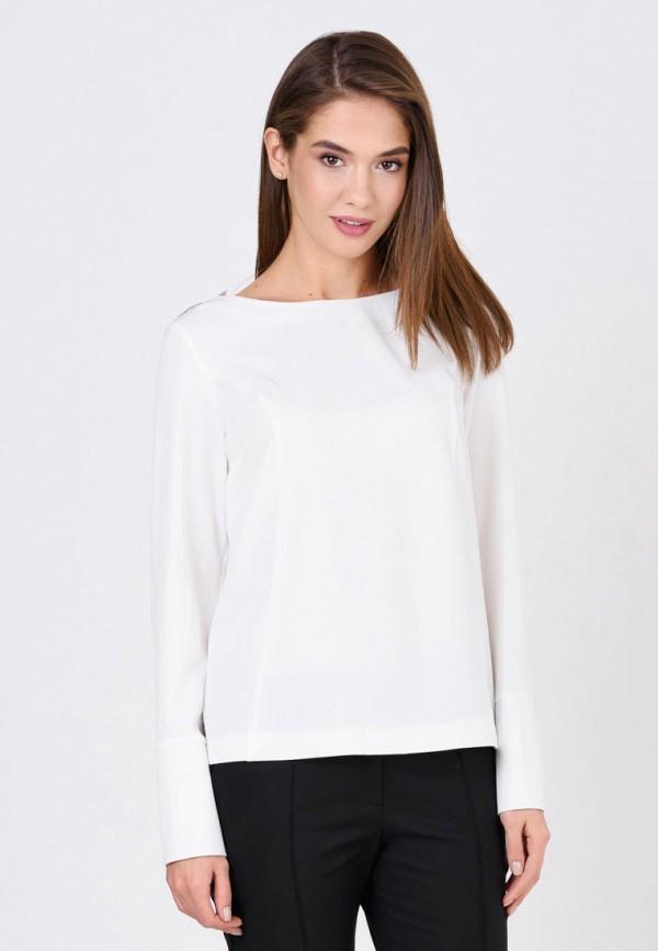 женская блузка ricamare, белая