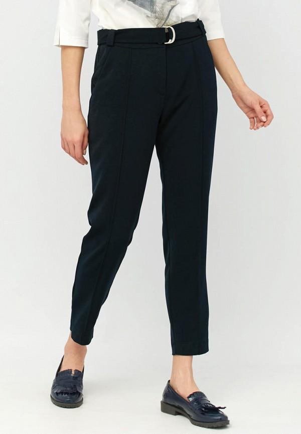 женские повседневные брюки ricamare, черные