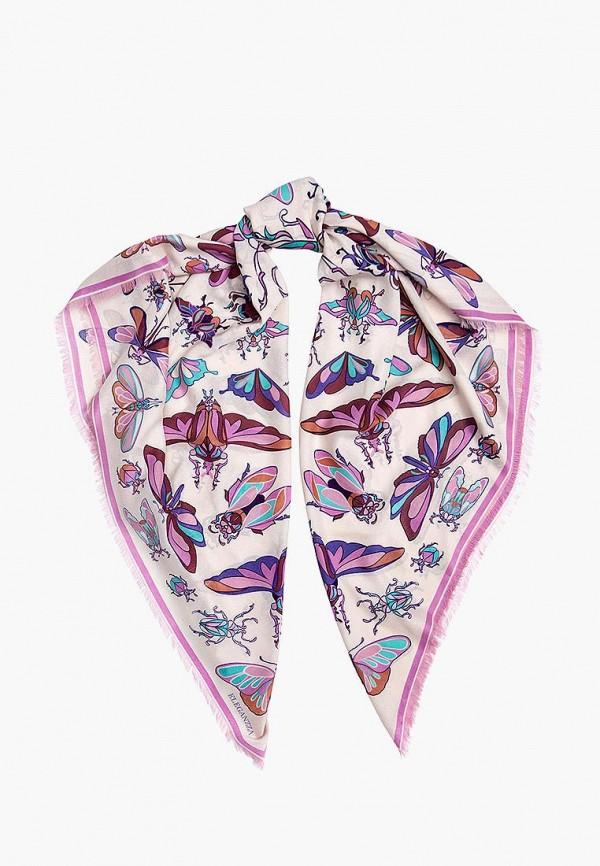 женский платок eleganzza, розовый