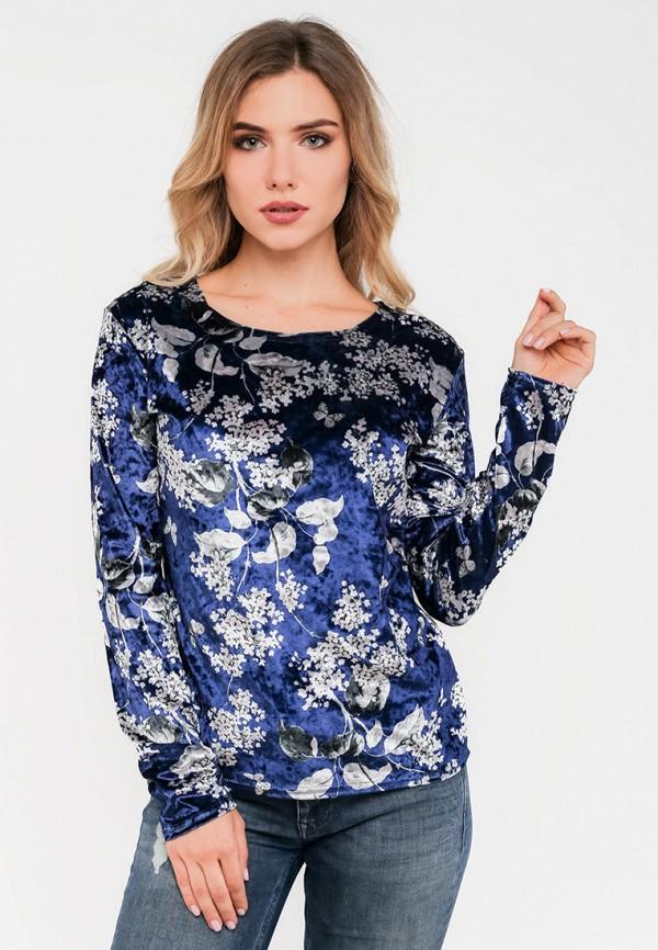 женская блузка modniy oazis, синяя