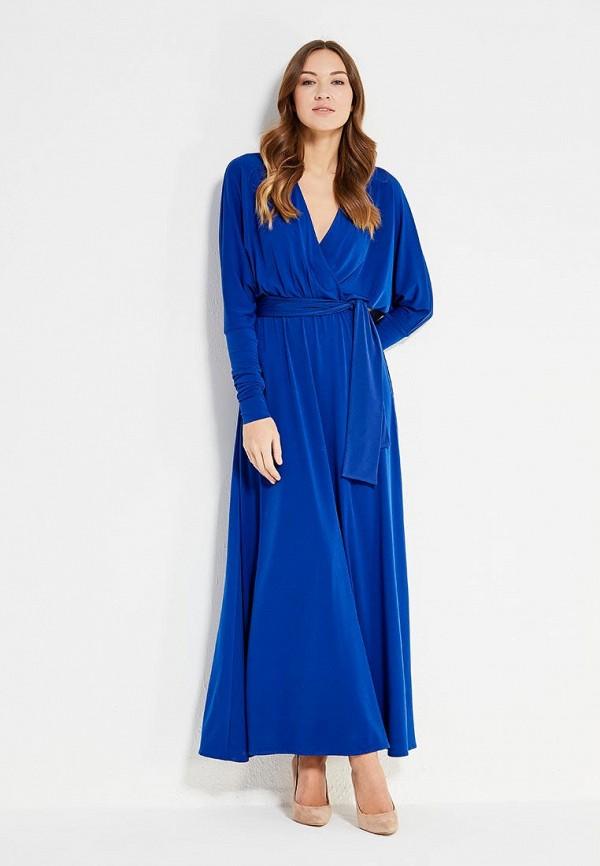 женское платье alina assi, синее