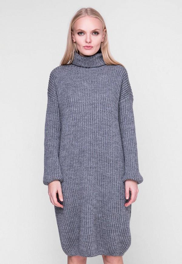 женское платье sewel, серое