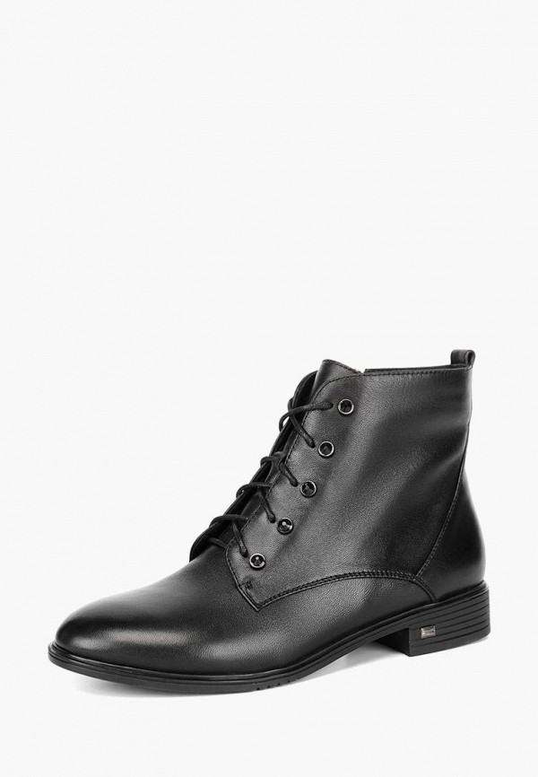 женские ботинки lisette, серые