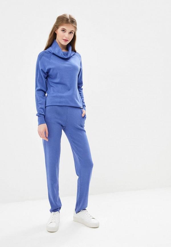 женский костюм conso wear, синий