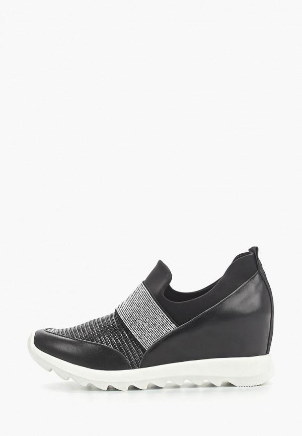женские кроссовки berkonty, черные