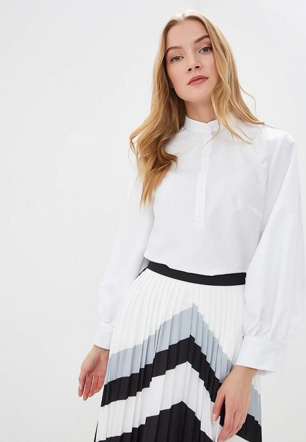 Фото - Женскую блузку Vivostyle белого цвета