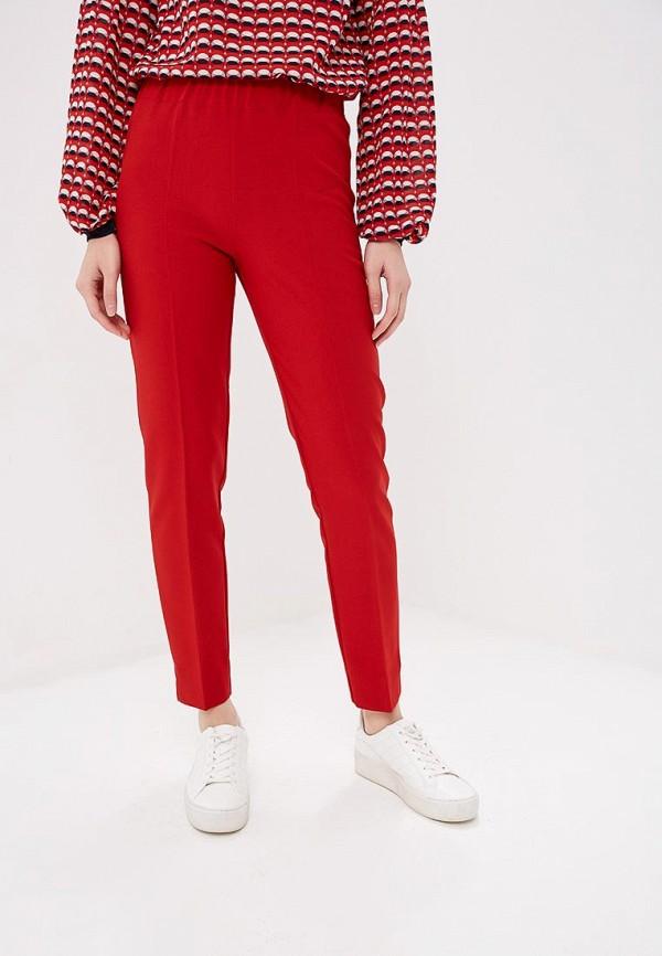 женские повседневные брюки eliseeva olesya, красные