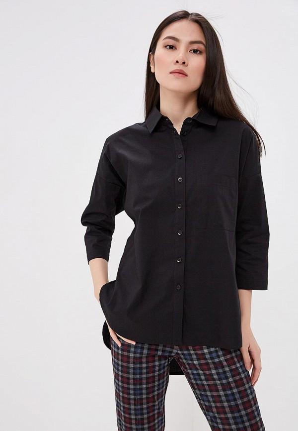 женская блузка eliseeva olesya, черная