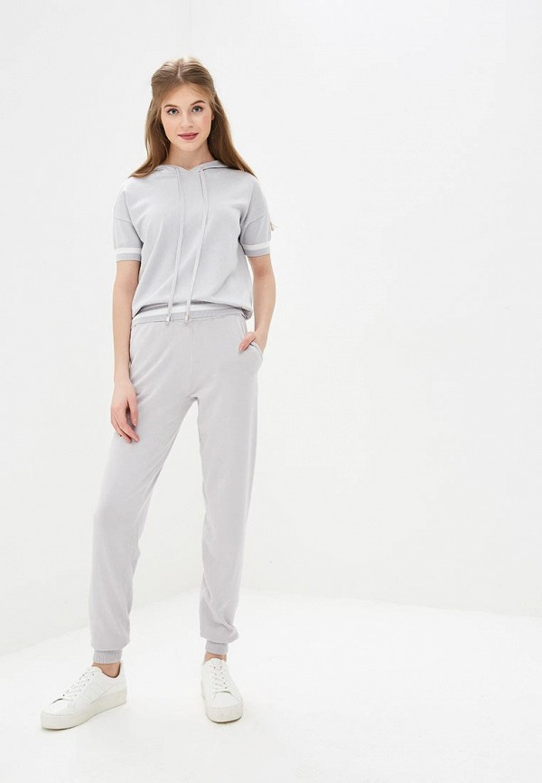 женский костюм conso wear, серый