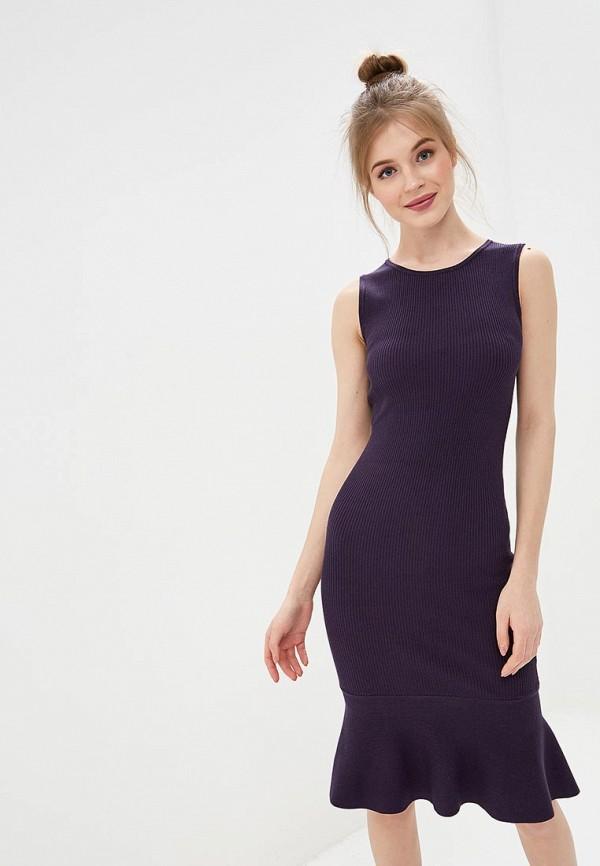 женское платье conso wear, фиолетовое