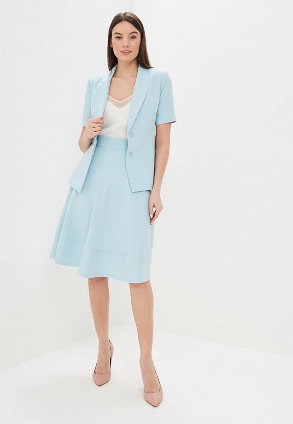 женский костюм villagi, голубой