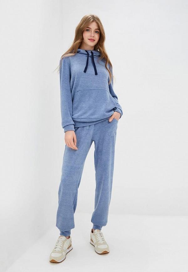 женский спортивные костюм lezzarine, голубой