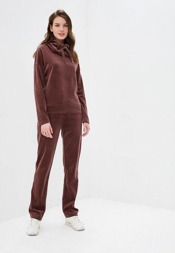 женский спортивные спортивный костюм conso wear, коричневый