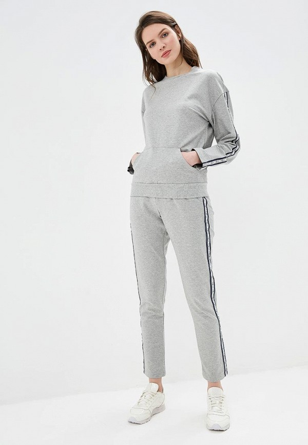 женский спортивные спортивный костюм conso wear, серый