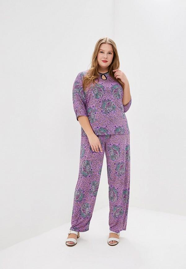 женский костюм prewoman, фиолетовый