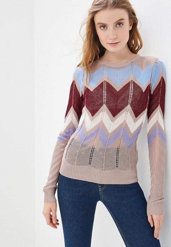 женский джемпер conso wear, разноцветный