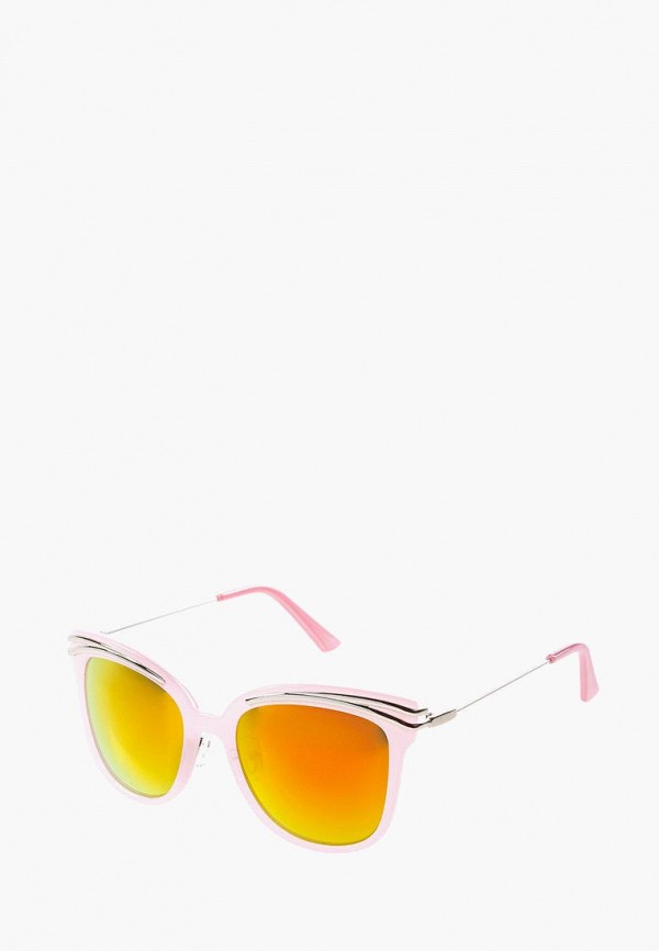 женские солнцезащитные очки кошачьи глаза vittorio richi, оранжевые