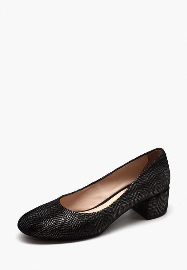 женские туфли modus vivendi, черные
