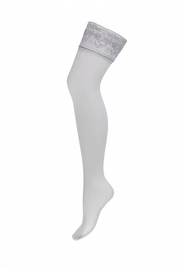 Чулки Franzoni Franzoni MP002XW1IMIY чулки фантазийные dreams schoolgirl цвет белый bl1281 размер универсальный 42 46
