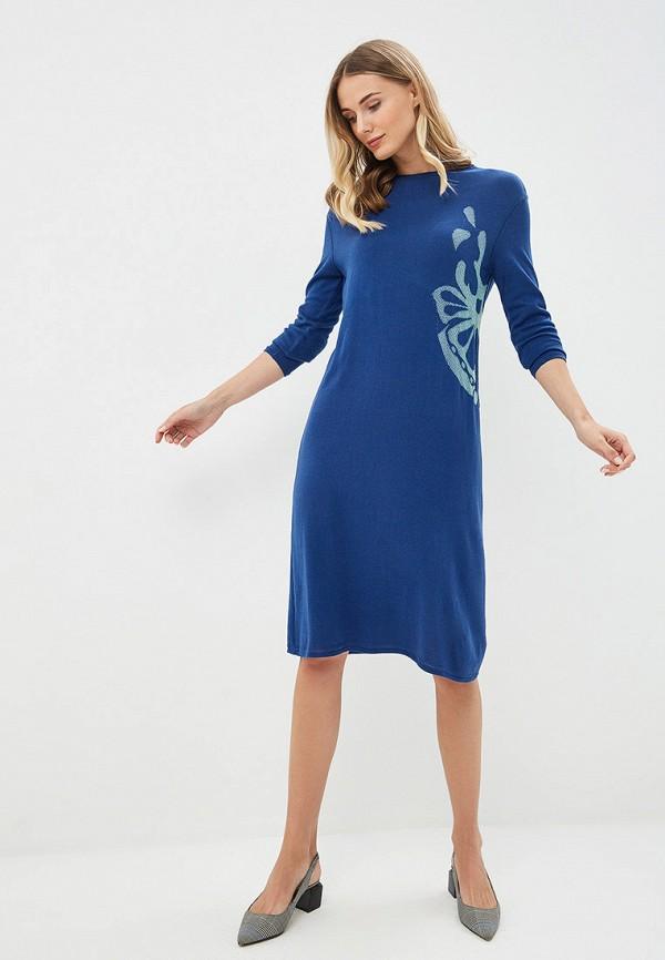 Платье MaryTes цвет синий  Фото 2