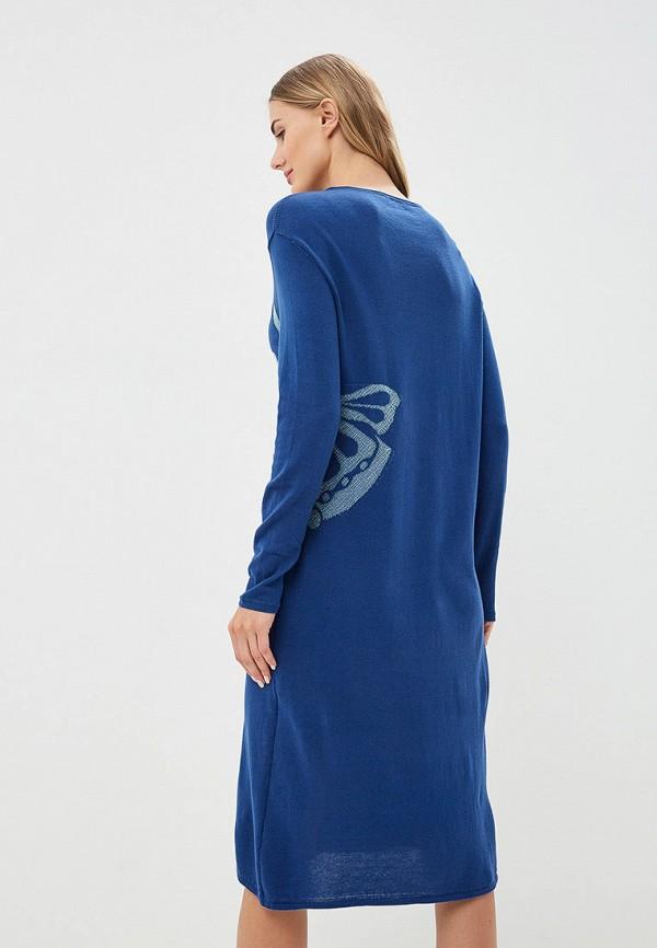Платье MaryTes цвет синий  Фото 3