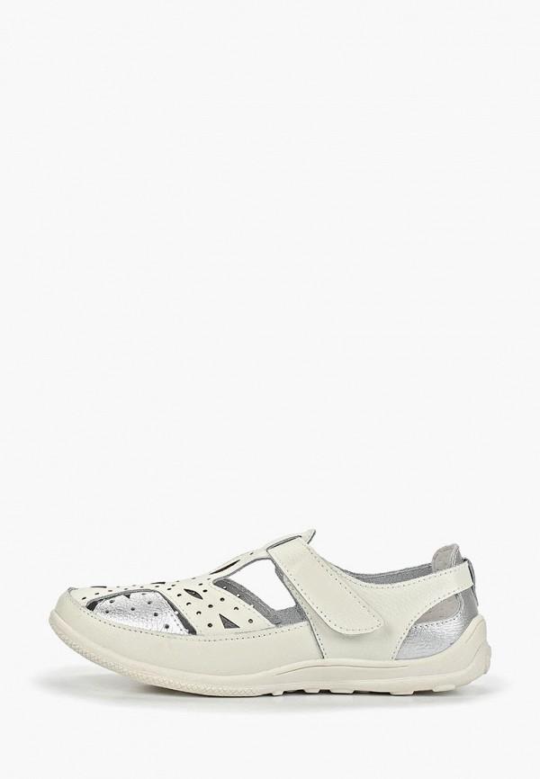 женские туфли alessio nesca, белые