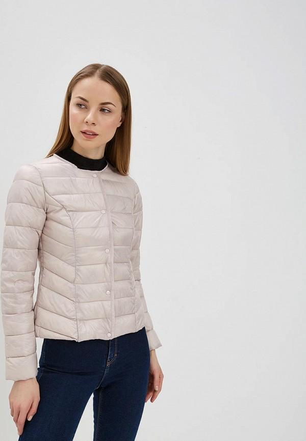 женская куртка acasta, розовая
