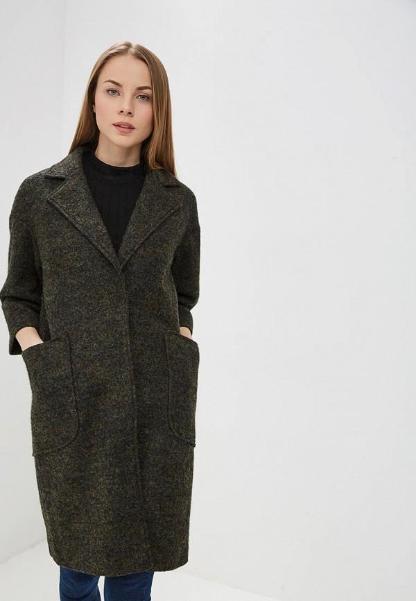 женское пальто acasta, хаки