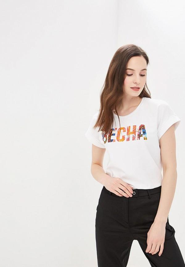 Футболка Zarina Zarina MP002XW1INEE футболка женская zarina цвет белый 8123506406001 размер xs 42