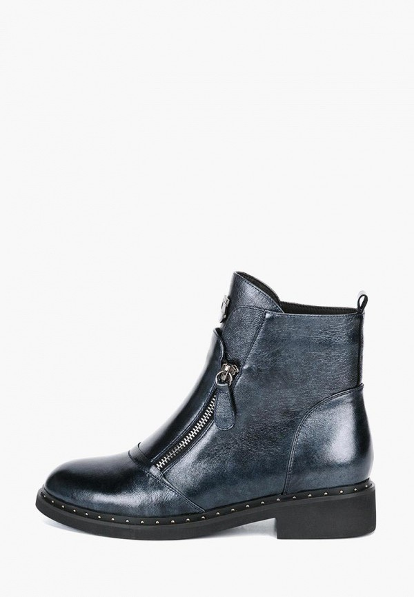 женские ботинки lisette, синие