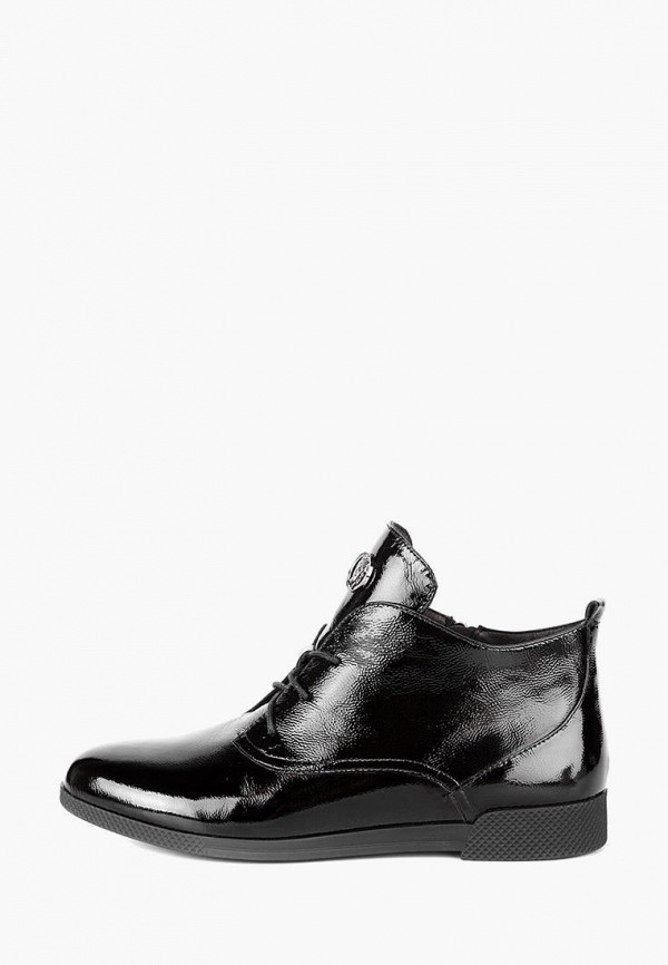 женские ботинки lisette, черные