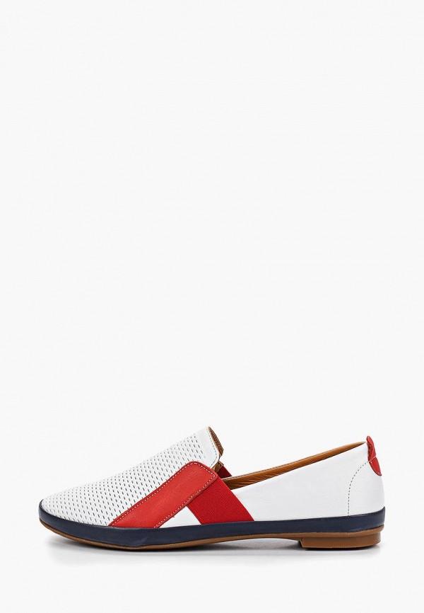 женские туфли alessio nesca, разноцветные