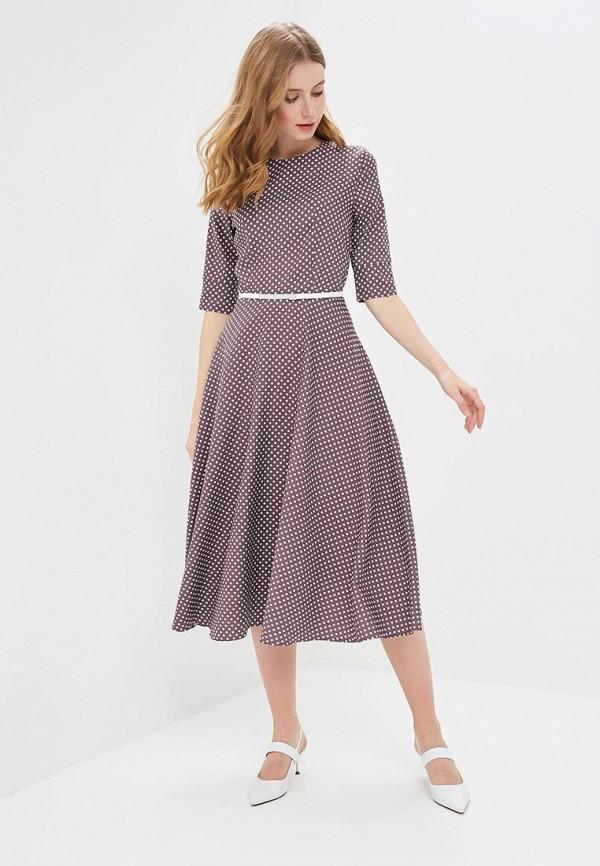 Платье Maison de la Robe Maison de la Robe MP002XW1IOH2 цена 2017