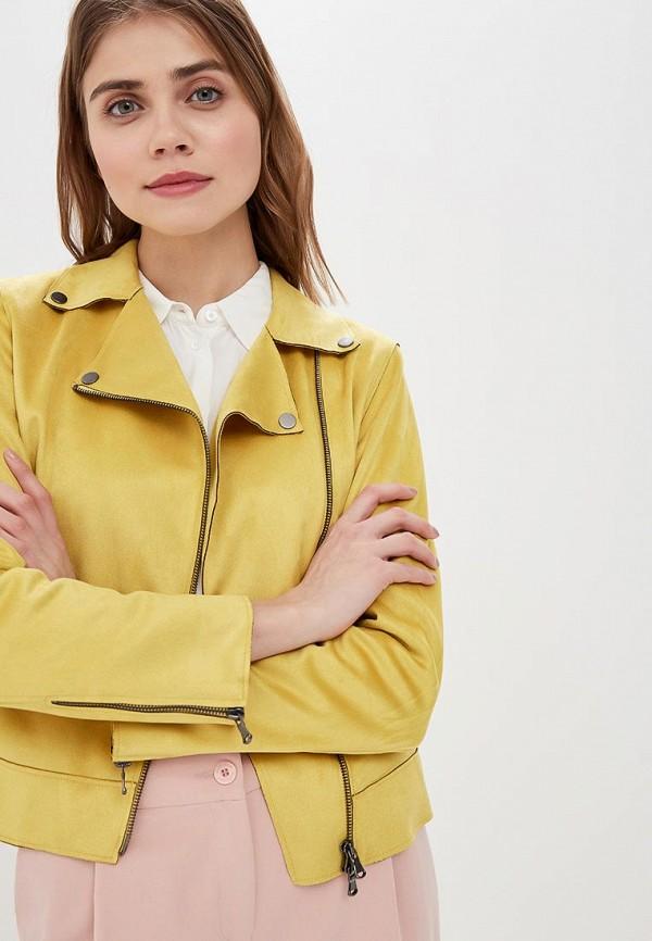 Куртка кожаная Madeleine Madeleine MP002XW1IOMV цены онлайн