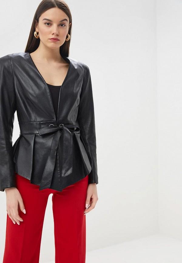 Куртка кожаная Madeleine Madeleine MP002XW1IOPR цена 2017