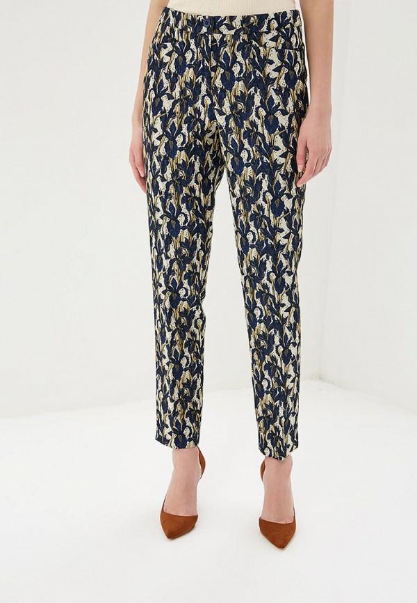 женские повседневные брюки madeleine, синие