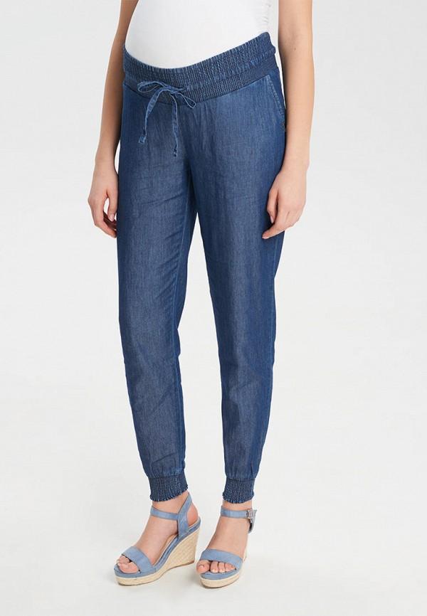 женские повседневные брюки budumamoy, синие
