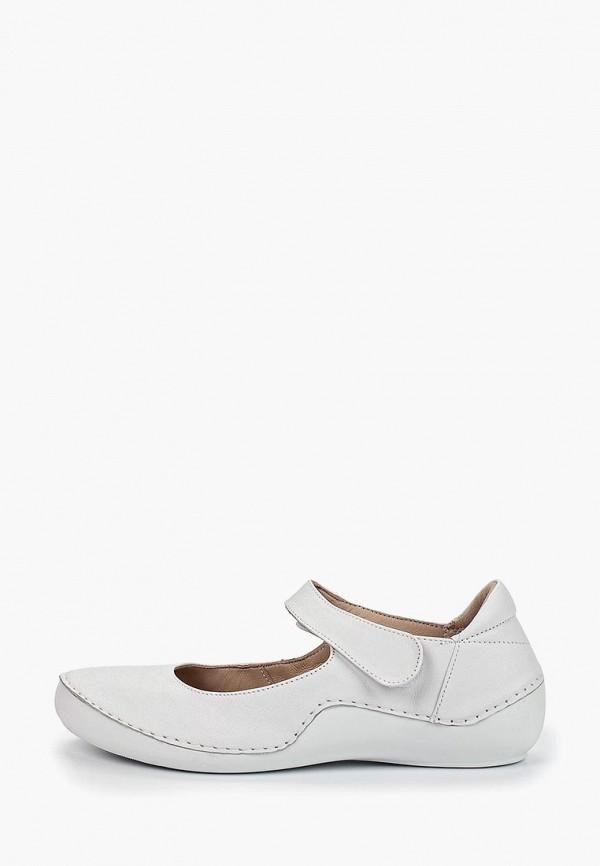 женские туфли airbox, белые
