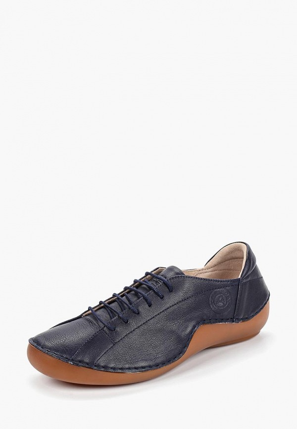 Ботинки Airbox цвет синий  Фото 2