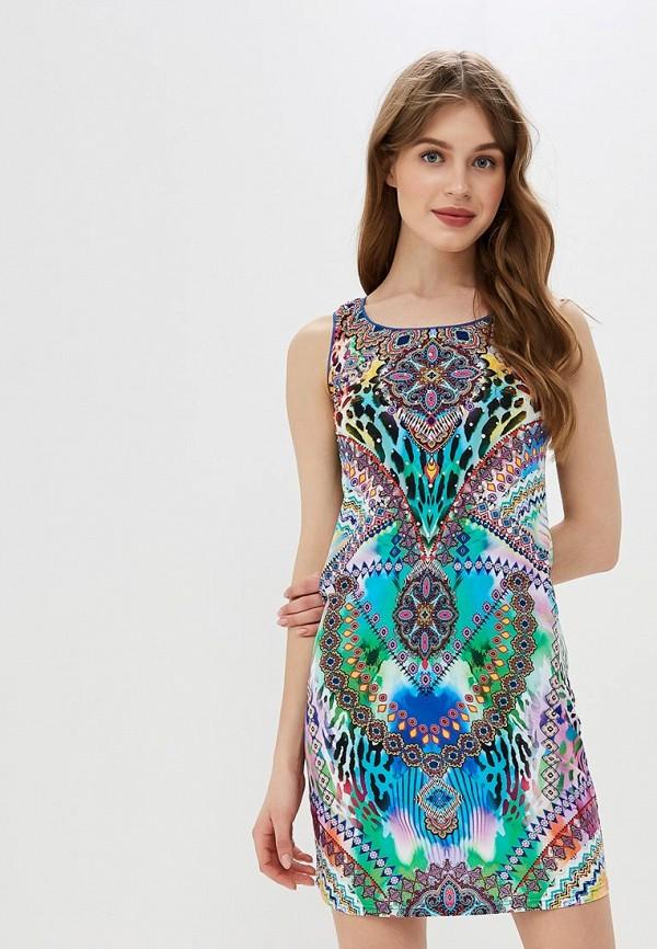 купить Платье пляжное Charmante Charmante MP002XW1IPEY по цене 5800 рублей