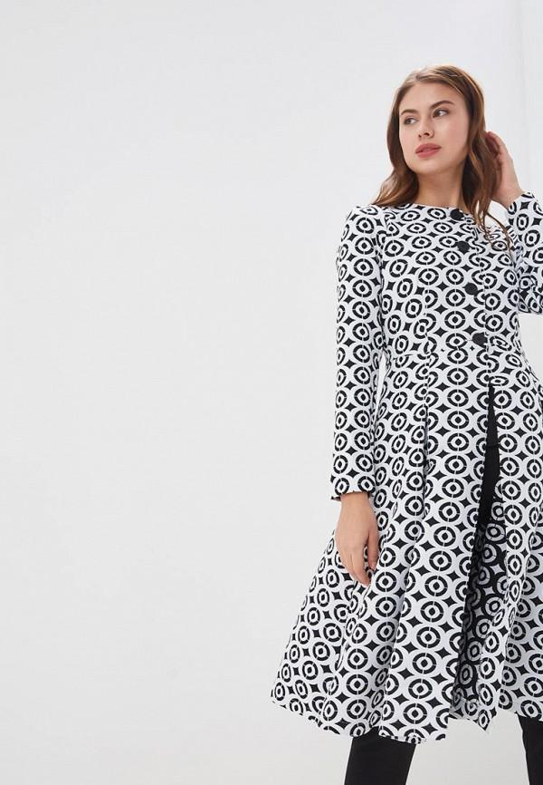 женское пальто sahera rahmani, белое