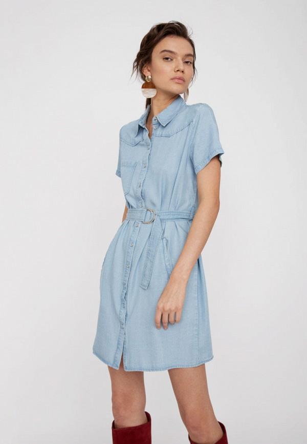 Платье джинсовое Lime Lime MP002XW1IPI6 платье lime lime mp002xw13yie