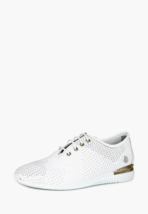 женские кроссовки blizzarini, белые